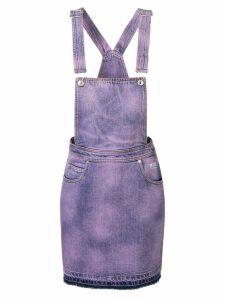 MSGM dungaree dress - Pink