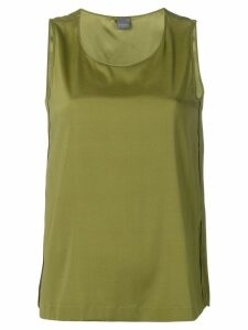Lorena Antoniazzi sleeveless shift top - Green