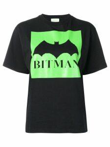 Aries Batman print T-shirt - Black