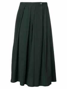 Stephan Schneider magical pleated skirt - Green