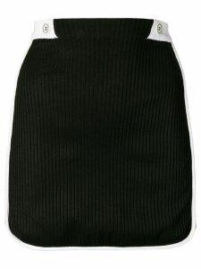 Gcds classic track skirt - Black