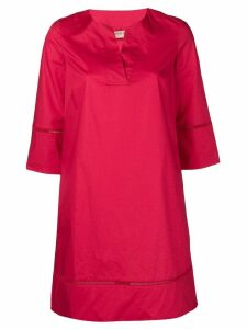 Twin-Set tunic dress - Red