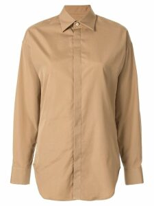 Dsquared2 relaxed-fit shirt - Brown