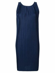 Antonelli Polinesia dress - Blue