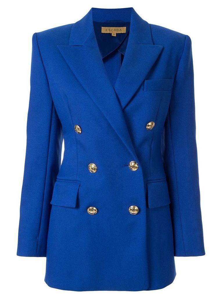 Escada smart blazer - Blue
