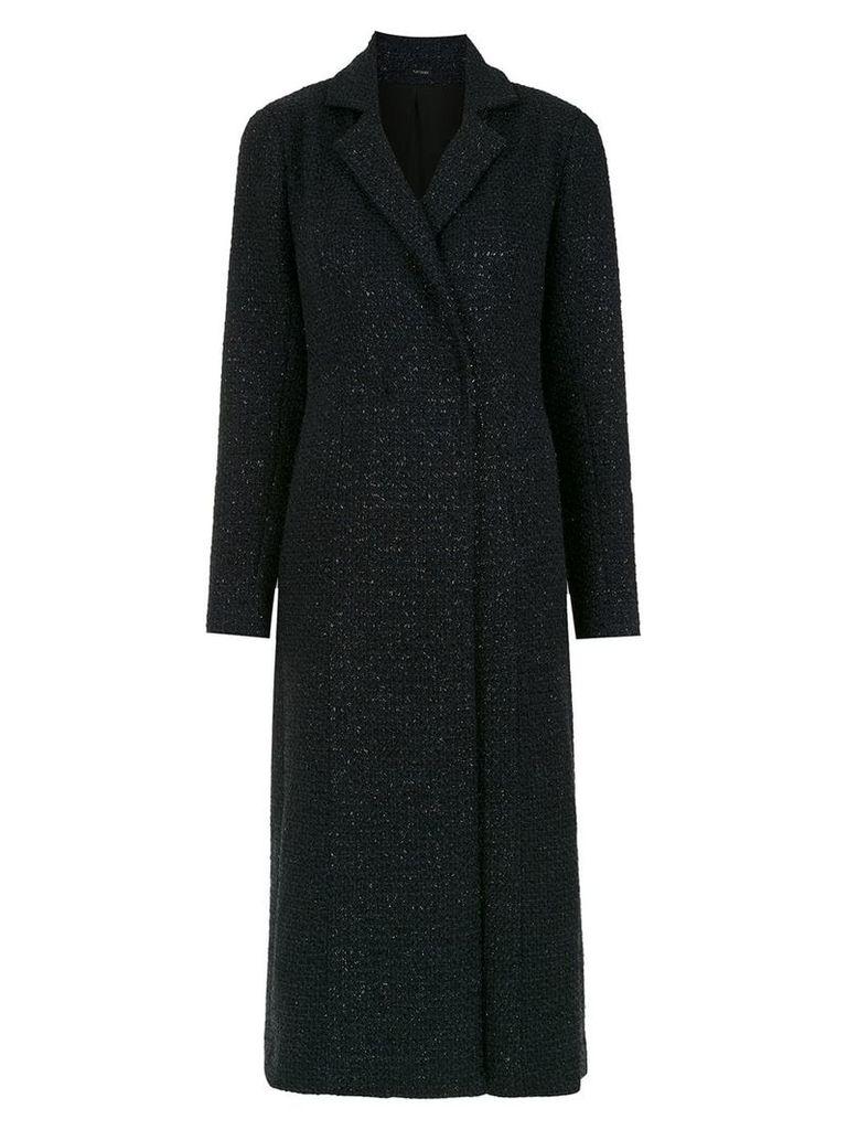 Tufi Duek long coat - Blue