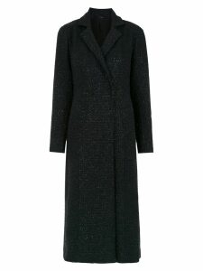 Tufi Duek long coat - Blue