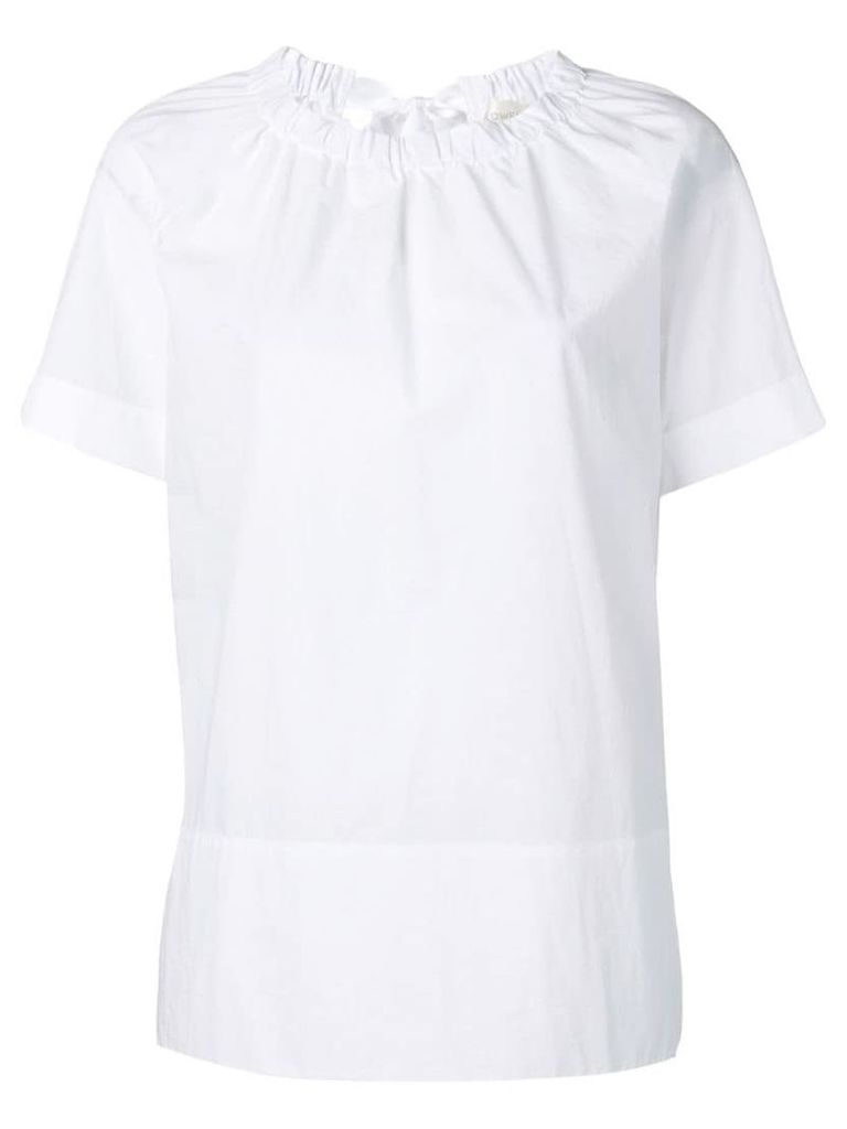 Glanshirt Hestial shirt - White