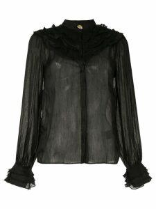 Aje Maddison blouse - Black