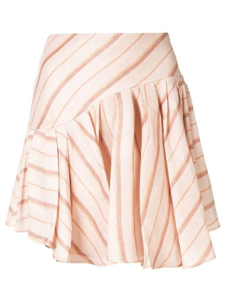 Aje Genevieve skirt - Pink
