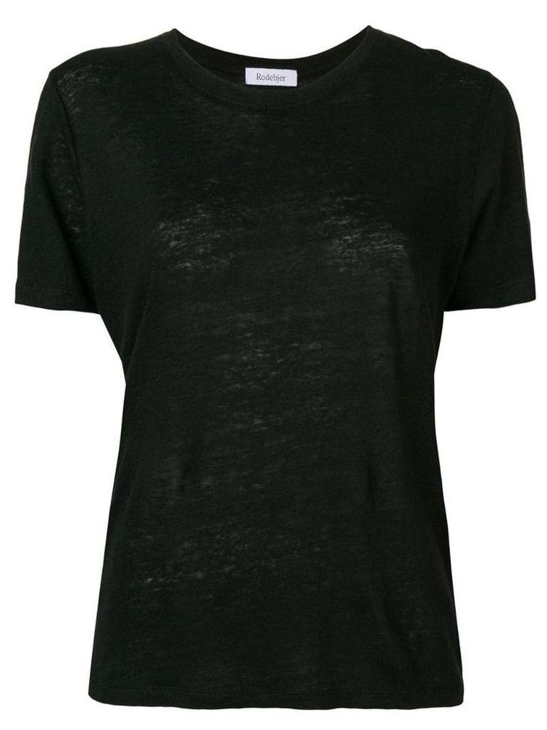 Rodebjer classic T-shirt - Black