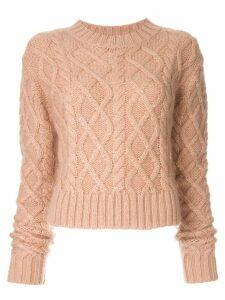 Aje Talia jumper - Pink