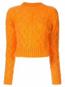 Aje Talia jumper - Orange