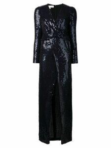 Galvan Vera dress - Blue