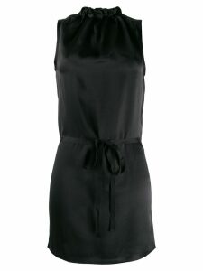 Ann Demeulemeester Beverly tunic top - Black
