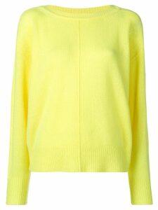 Isabel Marant Calice round neck jumper - Yellow