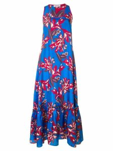 P.A.R.O.S.H. Sindy dress - Blue