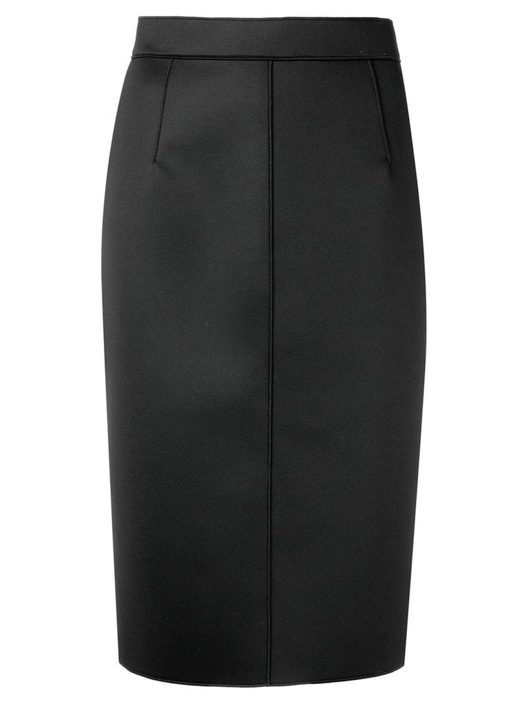 Nº21 midi pencil skirt - Black