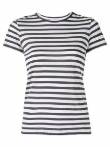 Vince striped T-shirt - Grey