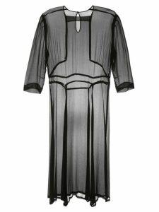 Zambesi coaldust Replica dress - Black