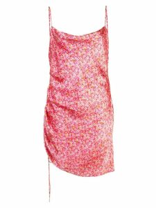 Cinq A Sept floral print dress - Pink