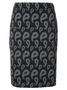 Zambesi paisley blue skirt