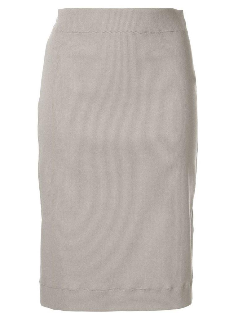 Zambesi Bubblegum fitted skirt - Grey