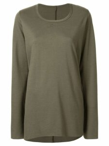 Zambesi Olive thermal top - Green