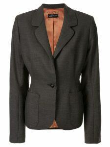 Zambesi granite Equestrian blazer - Grey