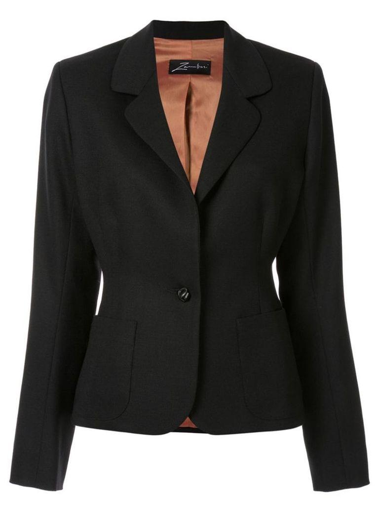 Zambesi black Equestrian blazer