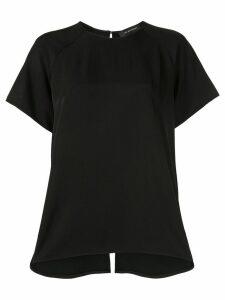 Lee Mathews Didion Raglan T-shirt - Black