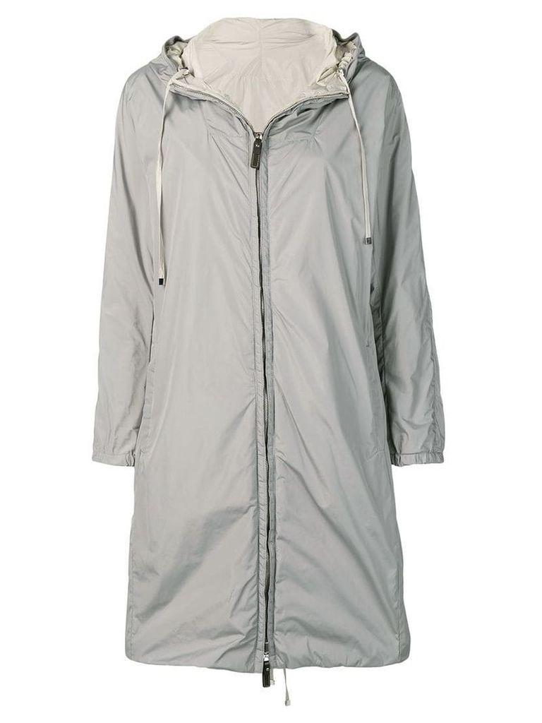 Max Mara sporty raincoat - Grey