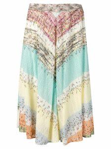Missoni knitted skirt - Neutrals