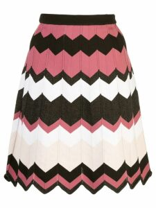 Diane von Furstenberg Reverie knit skirt - Black