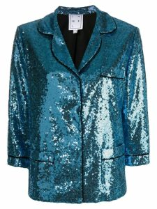 In The Mood For Love Sofia jacket - Blue