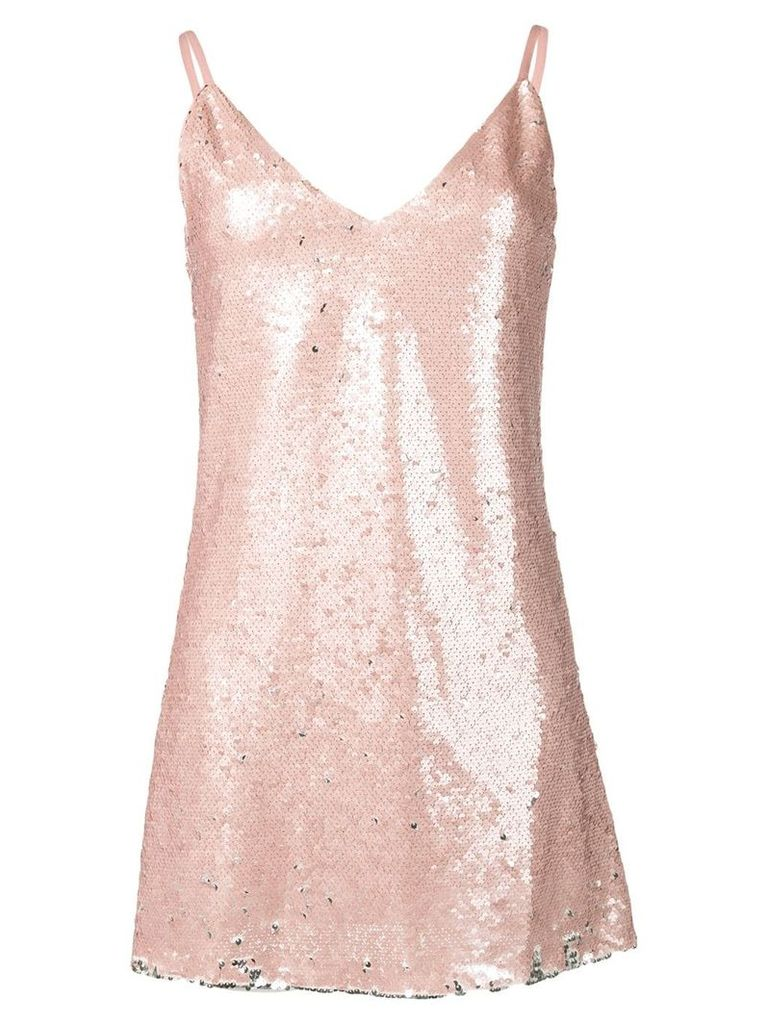 In The Mood For Love Jamie dress - Neutrals