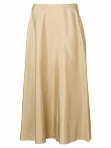 Theory volume skirt - Neutrals