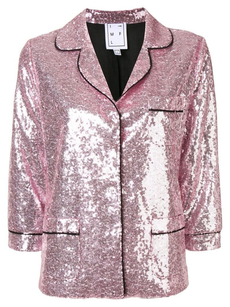 In The Mood For Love Sofia blazer - PINK