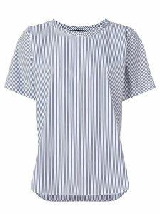 Sofie D'hoore striped blouse - White