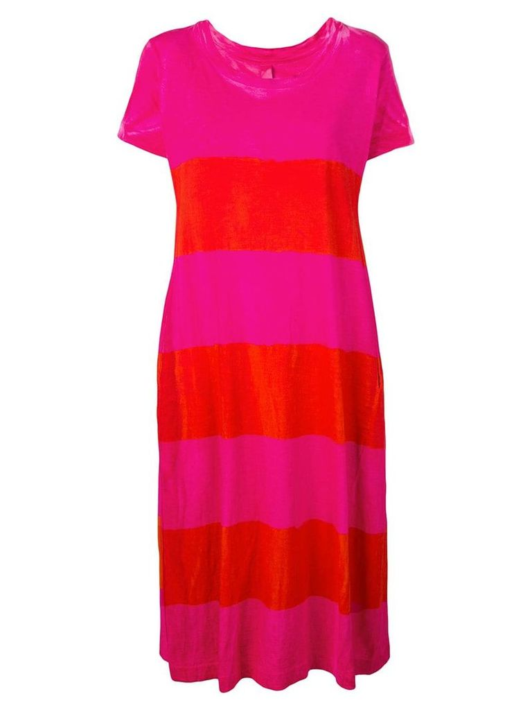 Gilda Midani long T-shirt dress - Orange