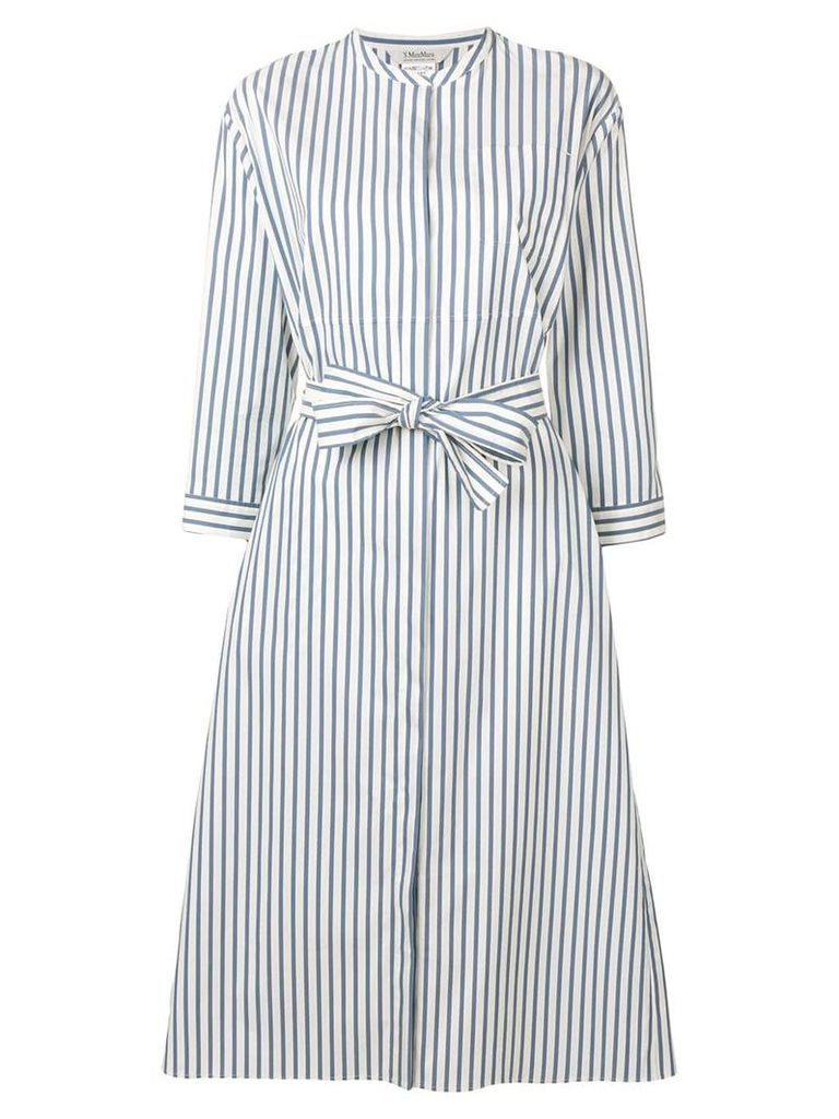 'S Max Mara striped summer dress - White