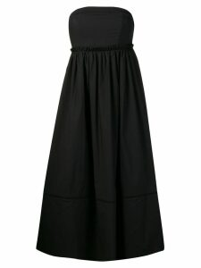 Twin-Set strapless dress - Black