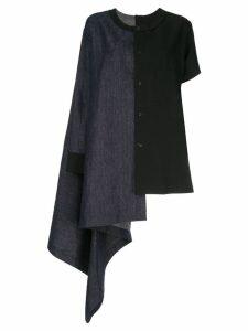 Yohji Yamamoto separation femme dress - Black