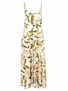 Mara Hoffman Diana slip dress - White