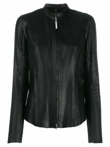 Isaac Sellam Experience fitted jacket - Black