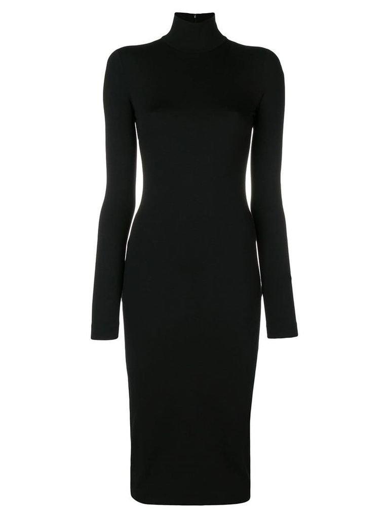 Dsquared2 jersey midi dress - Black
