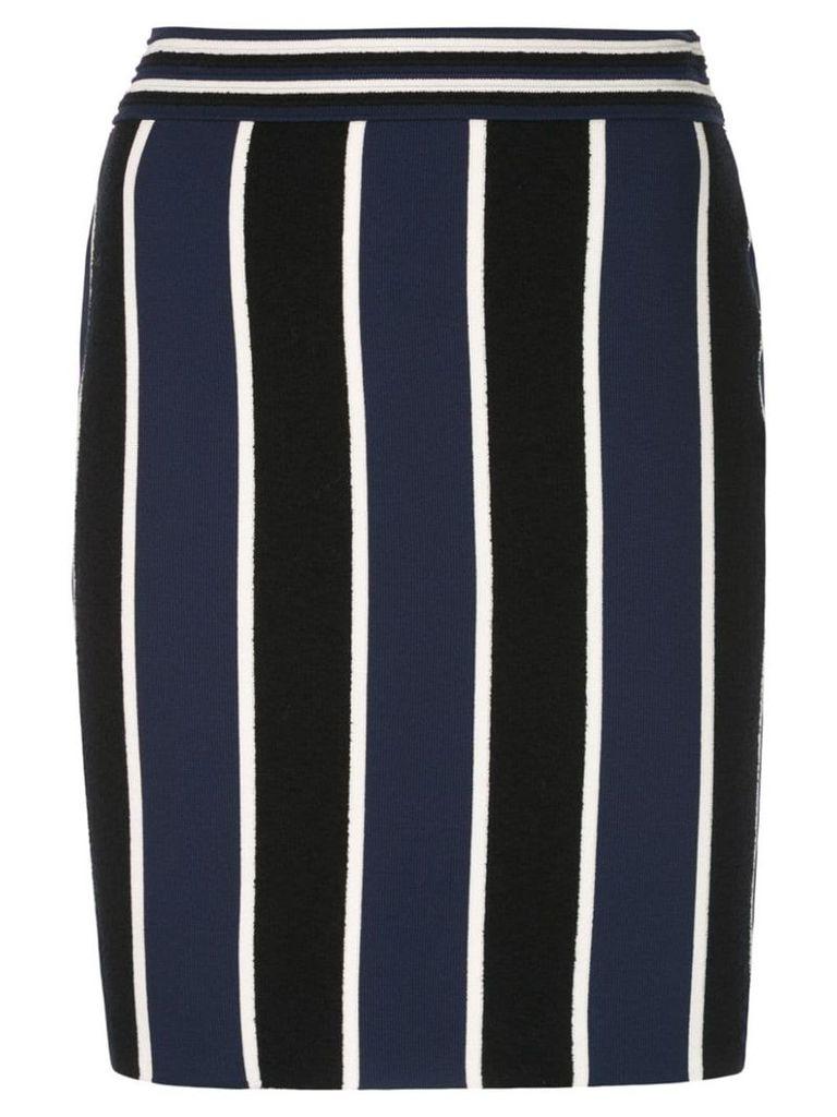Dvf Diane Von Furstenberg Mala knit skirt - Blue