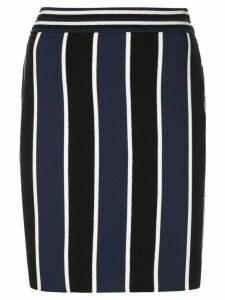 Diane von Furstenberg Mala knit skirt - Blue