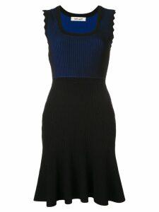 Diane von Furstenberg Adi pullover dress - Black
