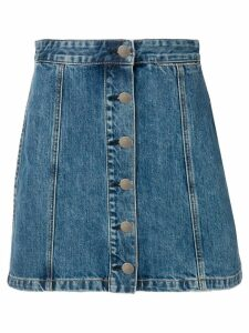 Rag & Bone denim mini skirt - Blue